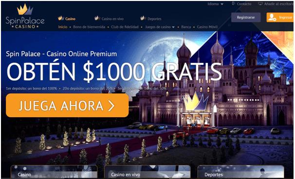 Spin- palace-casino