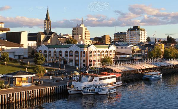 Valdivia en Chile tiene muchos rincones románticos para visitar