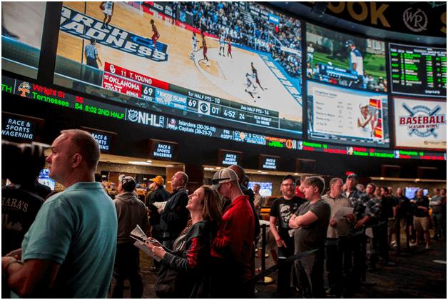 Ver deportes en casinos