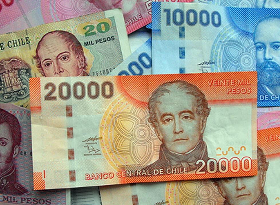 pesos gastados en casinos en Chile