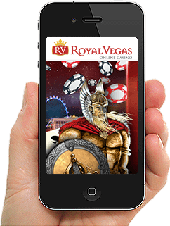Royal Vegas para iPhone
