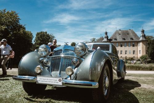Horch 853 Sport Coupé