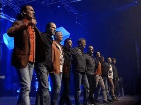 Wise Guys 4 + Jürgen- Grugahalle Essen 2012
