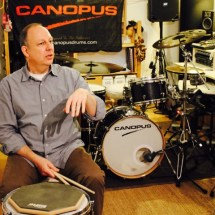 Snare Drum Technique Intensive Day mit JuergenPeiffer.de - Pad