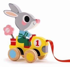 Djeco-trekdier-konijn-Roulapic