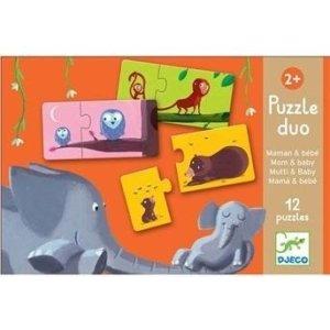 Djeco-eerste-puzzel-moeder-kind