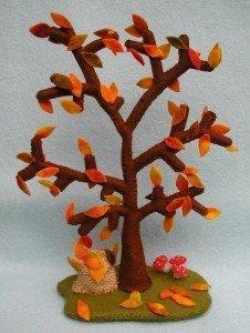 Pippilotta-herfstboom
