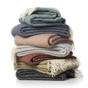 Wollen plaids & dekens