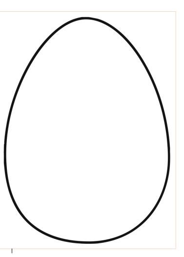 Kleikaart Pasen