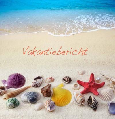 Vakantiebericht