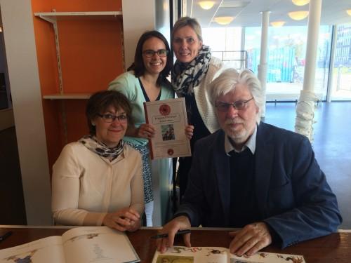 Petra en Maike Woeste Willem