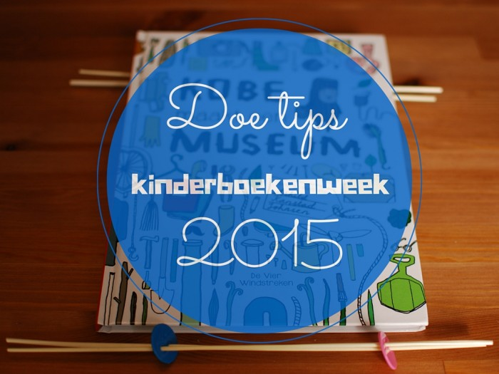Doe tips kinderboekenweek 2015