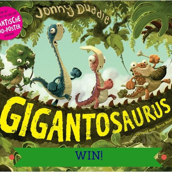 Winnaar Gigantosaurus