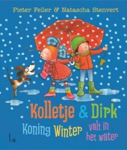 Kolletje & Dirk Koning Winter valt in het water
