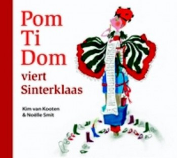 Pom ti dom viert Sinterklaas
