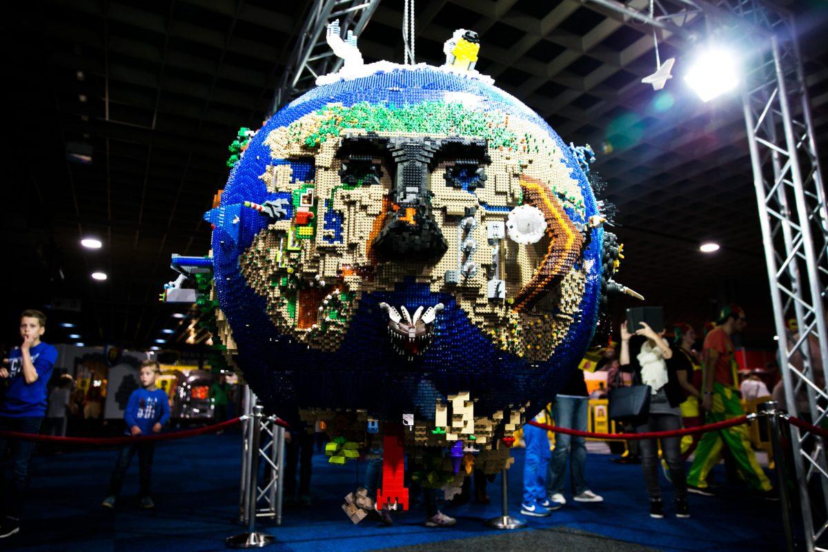 LEGO® WORLD 2016