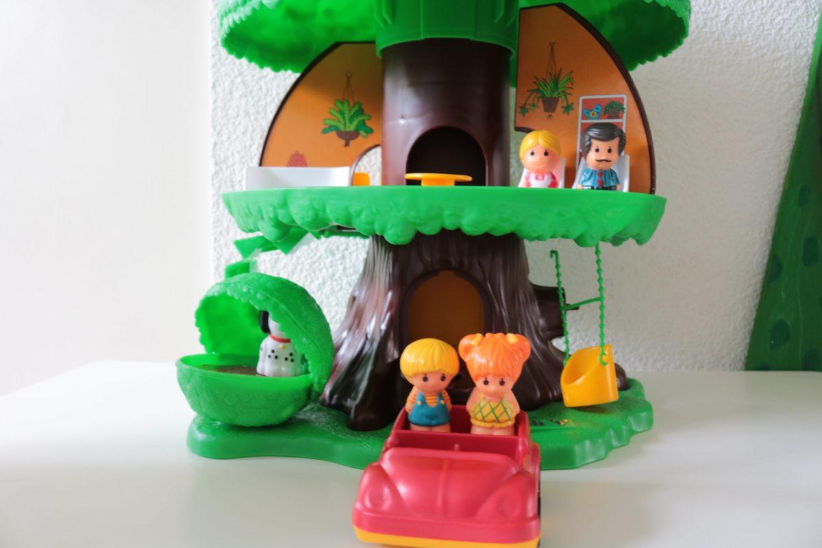 Interieur magische speelboom