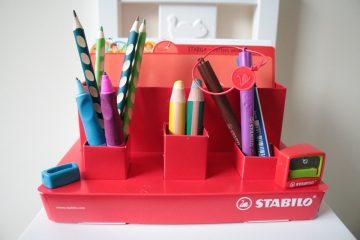 STABILO Letters ontdekken box