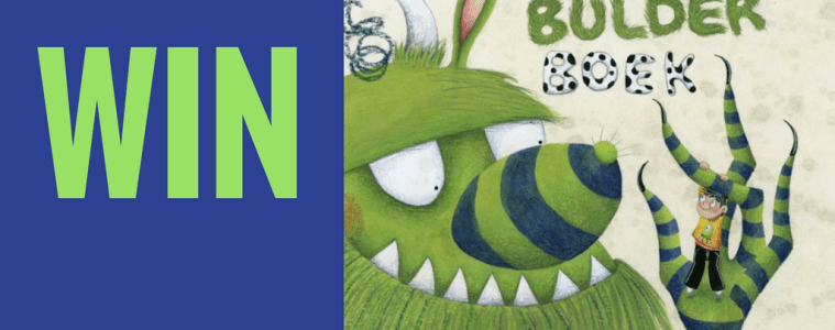 WIN Het monsterbonsterbulderboek