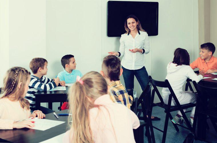 Invallen in het basisonderwijs
