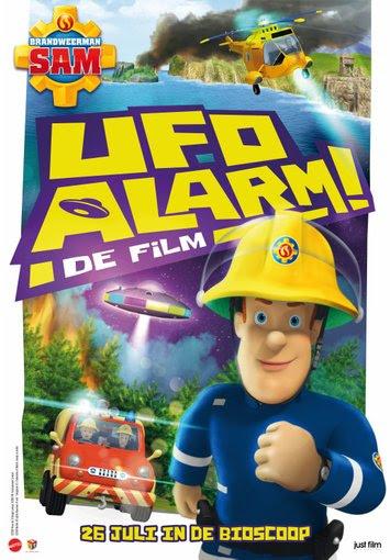 Brandweerman Sam - Ufo Alarm!