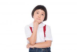 想像にふける幼少期~小学生時代