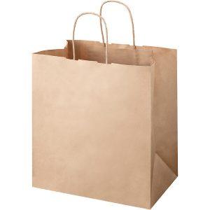 紙袋 マチ広 M