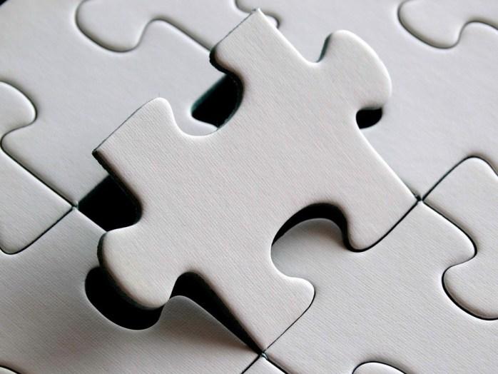 付加価値作り パズルのピース
