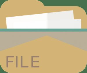 作品集 ファイル