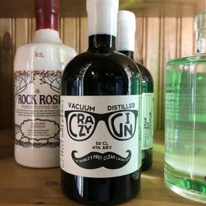 Crazy gin to buy in Yorkshire