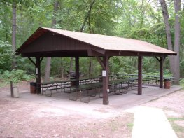 sandhill pavilion