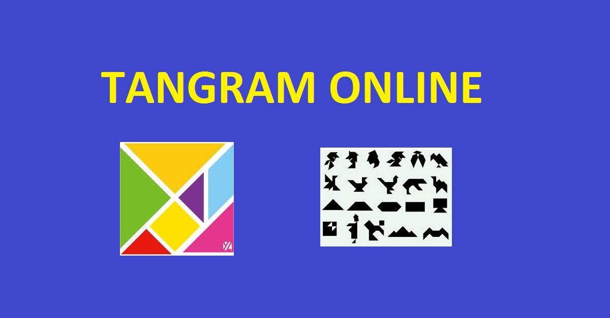 Tangram Online Juego de Tangram Jugar