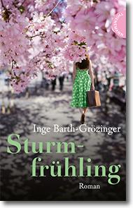 """Cover Inge Barth-Grözinger """"Sturmfrühling"""""""