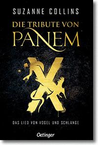 """Suzanne Collins """"Die Tribute von Panem X"""""""