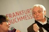 Norman Junge im Lesezelt // Foto: Ulf Cronenberg, Würzburg