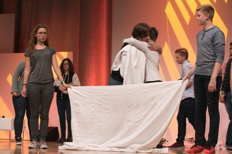 Präsentation der Jugendjury    © Foto: Ulf Cronenberg
