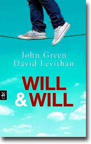 Cover John Green & David Levithan