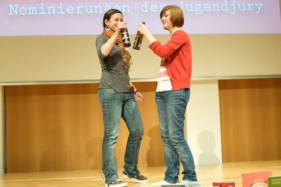 """Der GC-Leseclub aus Bamberg präsentiert """"Wie man unsterblich wird"""" von Sally Nicholls"""