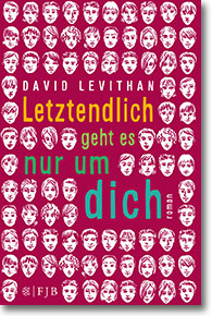 """Cover: David Levithan """"Letztendlich geht es nur um dich"""""""