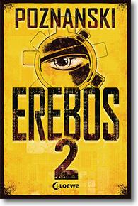 "Cover: Ursula Poznanski ""Erebos 2"""