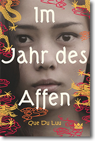 "Cover: Que Du Luu ""Im Jahr des Affen"""