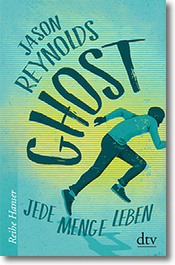 "Cover: Jason Reynolds ""Ghost"""