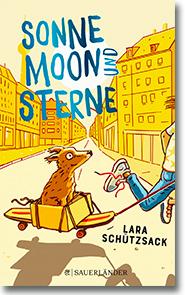 """Cover: Lara Schützsack """"Sonne, Moon und Sterne"""""""