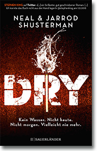 "Cover: Neal & Jarrod Shusterman ""Dry"""