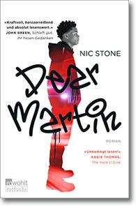 "Cover: Nic Stone ""Dear Martin"""