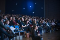 Das Auditorium || © Foto: Ulf Cronenberg, Würzburg