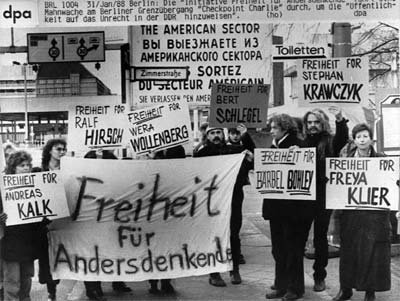 LuxemburgLiebknechtDemonstration  Jugendopposition in der DDR