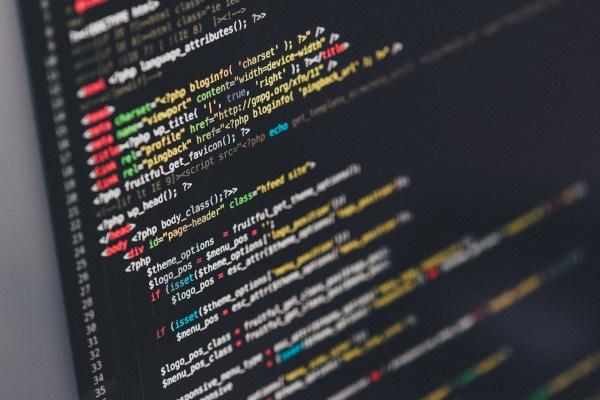 "Symbolbild ""Coding Website"""