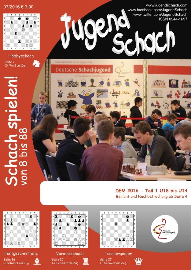 JugendSchach-Ausgabe-07-2016-Titelseite-Web