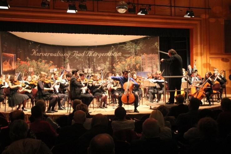 Konzert in Bad Mergentheim